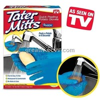 Tater Mitts Potato Peeling Gloves