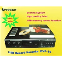 USB Record Karaoke Player (DVP-10)
