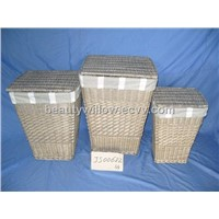 Willow/Wicker Laundry Baskets