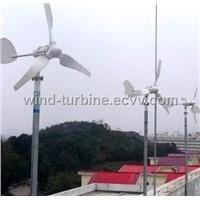 Wind-Solar Hybrid Power Supply System