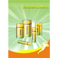 Zinc Chloride Battery(Yellow)