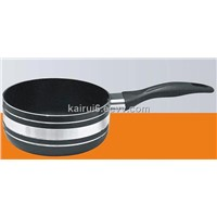 aluminium nonstick milk pot