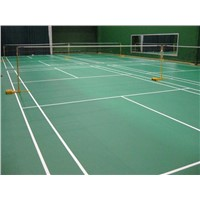 banminton sports floor