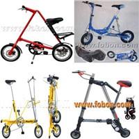 carryme,strida,A-bike,folding bicycle