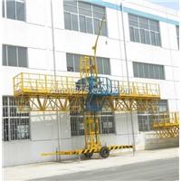 Climbing Mast Working Platform