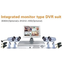 Integrated Monitor Type DVR Suit