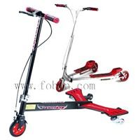 powerswing,swing scooter,triscooter,X-scooter