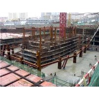 Steel Structure High-Rise Building (HR-1)