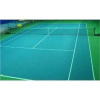 tennis sports floor