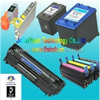 Printer Cartridge for HP, Epson, Canon,Brother, Lexmark (Ink Cartridge, Inkjet Cartridge)
