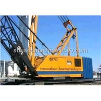 150 Tons Crawler Crane (LS568RH-5)