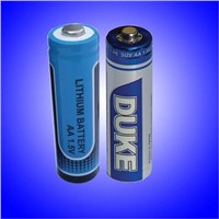 1.5V AA Lithium Battery