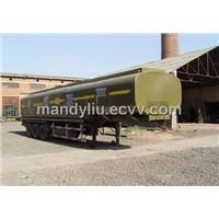 3 Axles Chemical Liquid Semi-trailer