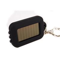 Three-LED Solar Torch