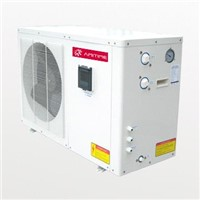 Air Source Swimming Pool Heater - Side Discharge