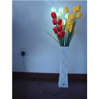 Artificial Flower Light - Tulip