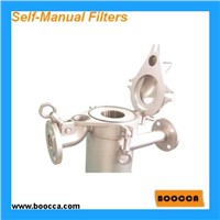 Auto-manual Cleaning Filter