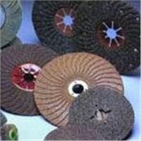Brown Flap Disc
