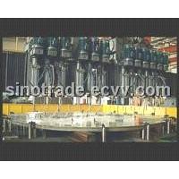 CNC plate drilling machine PD7070/12