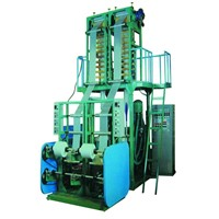 Double-Head Film Blowing Machine