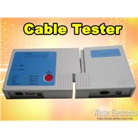 Eight Ports Multi-Functional Cable Tester