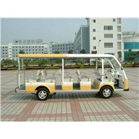 Electric Sightseeing Car - LQY140A