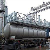 Elevating Truck Loading Platforms