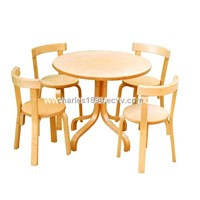Kids Table & Chair Set (KT-04)