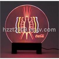 LED Acrylic Light Sign