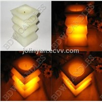 LED Flameless Scented Wax candle