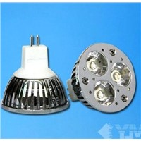 LED Spotlight 3*1W MR16