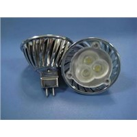 MR16 3x1W HB-LED LED Spotlight