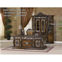 Middle-East Style Study Room Furniture