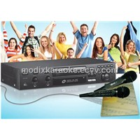 MIDI DVD Karaoke Player (Song Record into USB Memory)