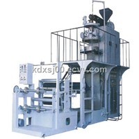 PP Embossing Film Blowing Machine