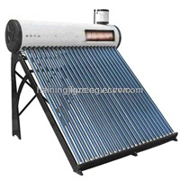 Pre-Heated Solar Heating System
