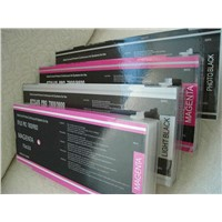 Refillable ink cartridge for EPSON Wide Format printers