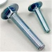 Round Head Short Square Neck Bolt