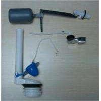 Set of toilet Tank Accessories (J006D P001 K008)