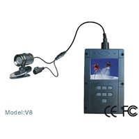 V8 Whole Water-Proof Mini DVR
