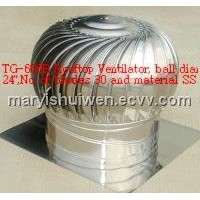 Wind-Driven Turbine Air Ventilators (TG-600B)