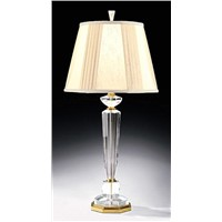 crystal reading lamp