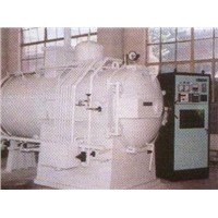 Double Oil-Quenching And Pressurizing Gas-Quenching Vacuum Furnace