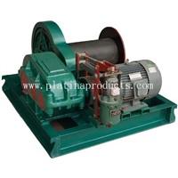 electric winch and windlass JM3