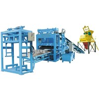 fly coal ash block making machine