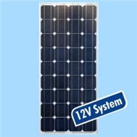 Monocrystalline Solar Panel (HS-130M-36)