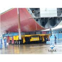 Shipyard Transporter 500 Ton