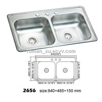 Stainless Steel Sink (2656)