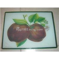 Tempered Glass Chopping Board