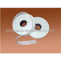 White Kraft Paper Perforated Veneer Tape